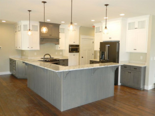 custom home building bloomington in